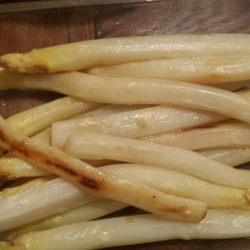 Make Spargel Not War