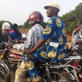 Klüngelhausen gibt es auch in Togo